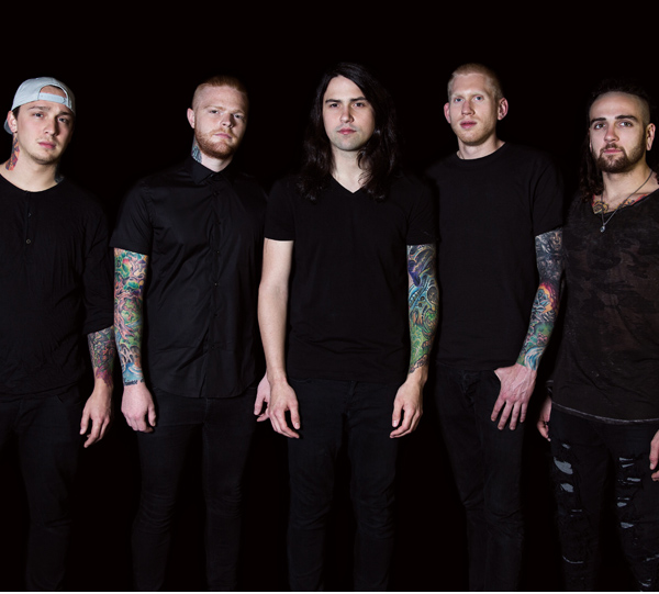 Born Of Osiris + Veil Of Maya