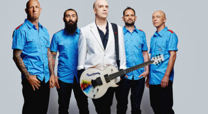 Devin Townsend Project koncert VoxHall Aarhus