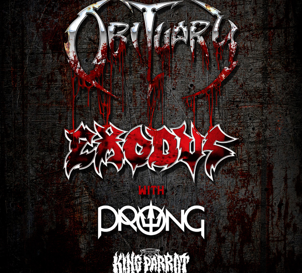 Obituary + special guests: Exodus