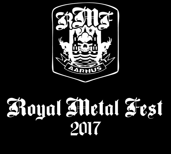 Royal Metal Fest – partout + limited 10 års t-shirt
