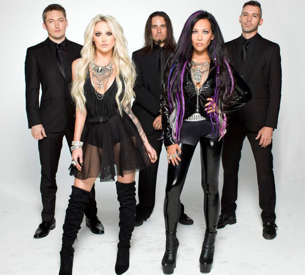 Butcher Babies + Kobra And The Lotus