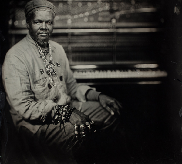 Lonnie Holley