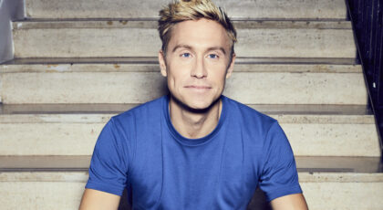 Russell Howard stand-up show Atlas Aarhus